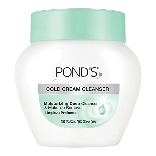 Pond's Cold Cream Cleanser 3.5 oz (Pack of 3)