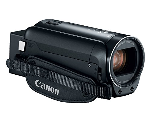 CanonVIXIA HF R800 Camcorder (Black) (Renewed)