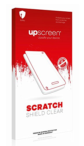 upscreen Scratch Shield Clear Screen Protector for Astell&Kern AK300, Strong Scratch Protection, High Transparency, Multitouch Optimized