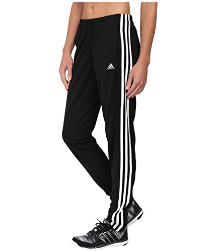 adidas Women's T10 Pants, Black/White, XS