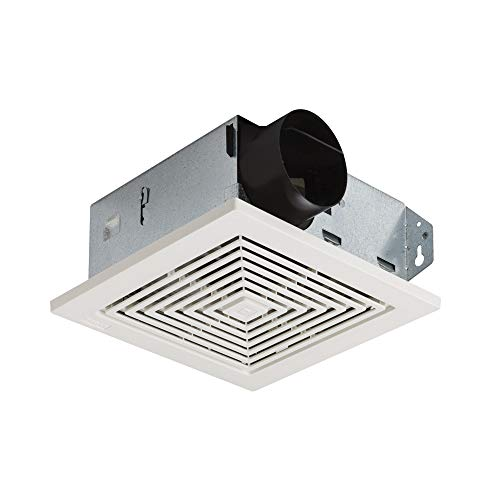 Broan-NuTone 688 Ceiling and Wall Ventilation Fan, 50 CFM 4.0 Sones, White