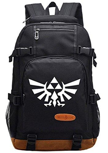 Gumstyle The Legend of Zelda Luminous School Bag College Backpack Bookbags Student Laptop Bags