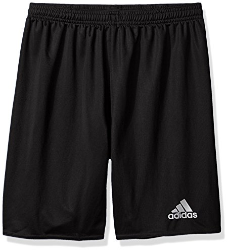 adidas Youth Parma 16 Shorts, Black/White, Small