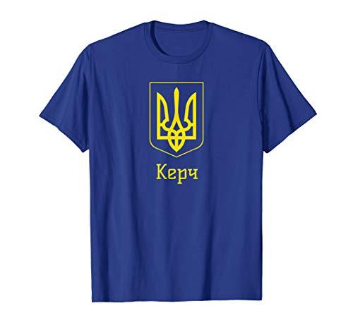 Kerch, Ukraine - Ukrainian T-shirt