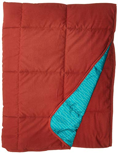 Kelty Bestie Blanket - Insulated Camp, Car, Cabin Blanket - Deep Lake