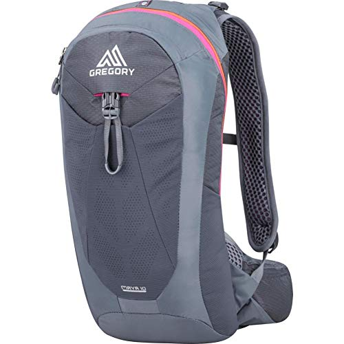 Gregory Mountain Products Maya 10 Liter Women's Daypack, Mercury Grey, One Size