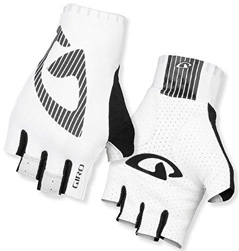 Giro LTZ Gloves, White/Black, X-Small