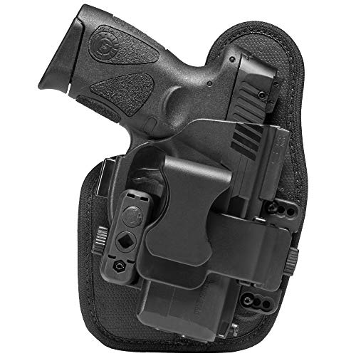 Alien Gear holsters SS Appendix Carry Holster Compatible with a Glock 19 (Right Handed)