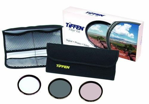 Tiffen 40.5mm Photo Essentials Filter Kit