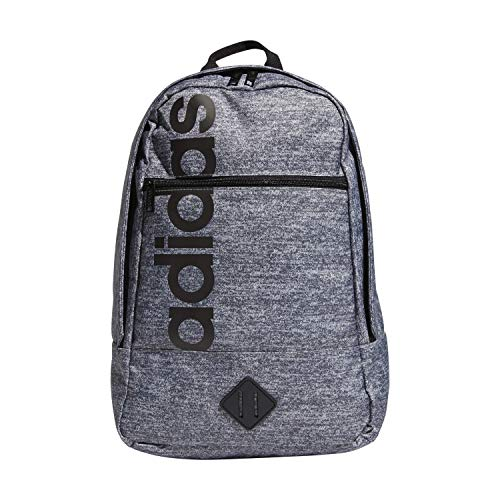 adidas Unisex Court Lite Backpack, Jersey Onix/Black, ONE SIZE