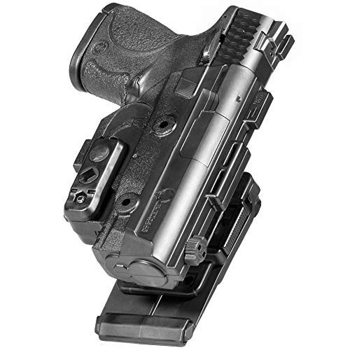 Alien Gear holsters ShapeShift Molle Holster Holster for a Glock 19 (Right Handed)