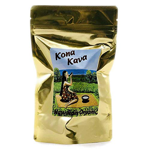 Kona Kava Farms Full Spectrum 55% Kavalactone Paste | Encourages Relaxation, Sleep Quality, Anxiety and Stress Relief | Natural Kava Root Extract Supplement (0.5 oz)