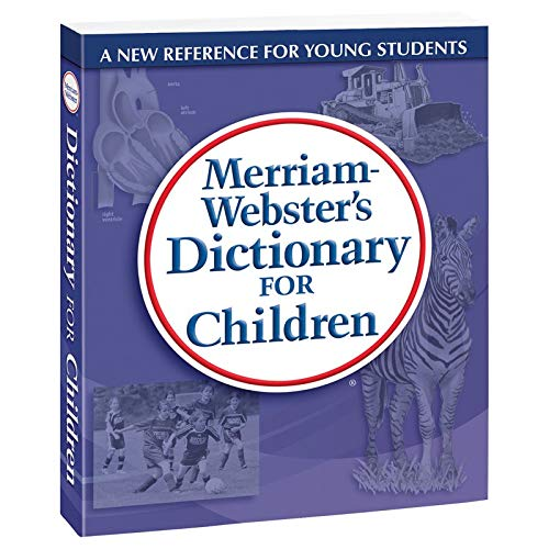 Merriam-Webster MW-7302-2 Dictionary for Children - 2 Each