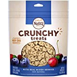 NUTRO Crunchy Dog Treats with Real Mixed Berries, 16 Ounce Bag