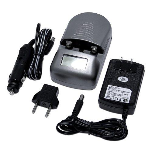 MaximalPower UC-101 Universal AA/AAA Battery Charger for Canon Sony Nikon Digital Batteries