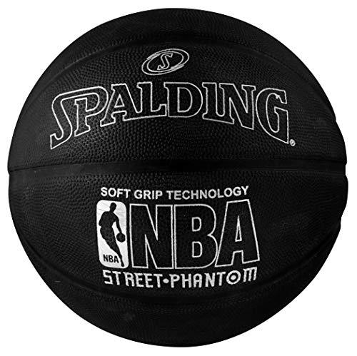Spalding NBA Street Phantom Outdoor Basketball Silver 29.5'