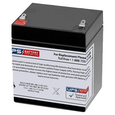 Chamberlain 41A6357-1 Replacement Battery