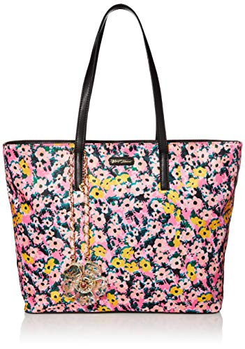 Betsey Johnson Tote, Floral