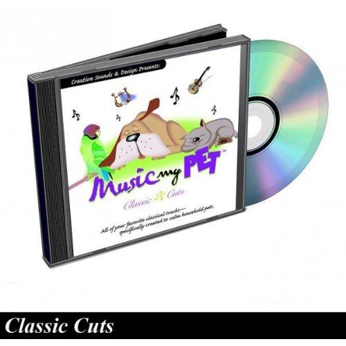 Music My Pet MMP Classic Cuts CD Classic Cuts CD - Greatest Composers