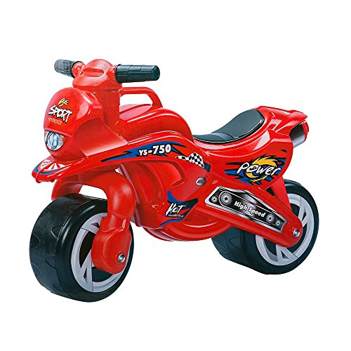 Livebest Child Ride on Motorcycle Push Bike Car Toy with 2 Wheel Stroller Trainer