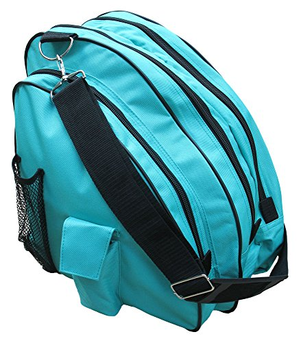 A&R Sports Deluxe Skate Bag, Turquoise