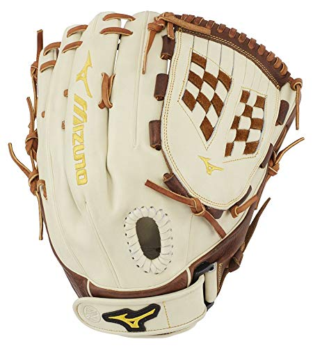 Mizuno GCF1300F3 Classic Series Fastpitch Softball Gloves, 13', Right Hand