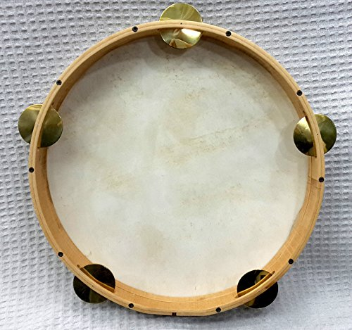Turkish Zilli Bendir Percussion Frame Drum Riqq,tar, Daf, Def