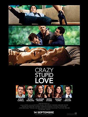 Movie Posters Crazy, Stupid, Love. - 27 x 40