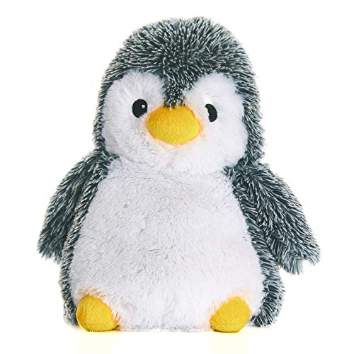 Warm Pals Microwavable Lavender Scented Plush Toy Stuffed Animal - Peppy Penguin