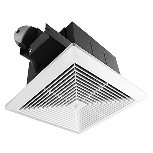 BV Ultra-Quiet 90 CFM, 0.8 Sone Bathroom Ventilation & Exhaust Fan