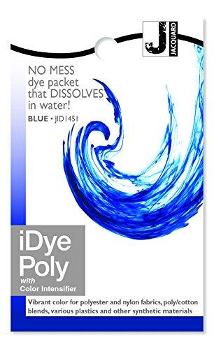 Jacquard Products Synthetic, Blue iDye Fabric Dye, 5 Oz