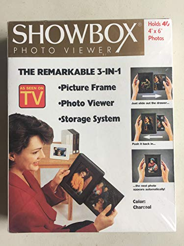 Holson Showbox Photo Viewer (As Seen On TV)