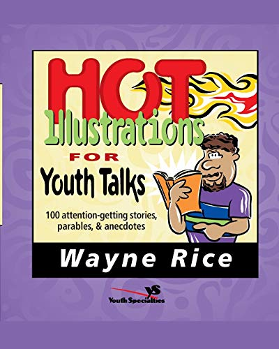 Hot Illustrations for Youth Talks