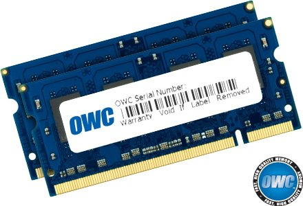 OWC 6.0GB Kit (2.0GB+4.0GB) PC2-5300 DDR2 667MHz SO-DIMM 200 Pin Memory Upgrade Kit