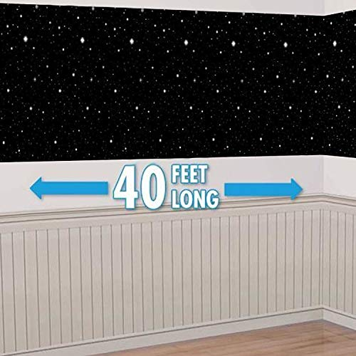 Hollywood Starry Nights Room Roll, 48' x 40'