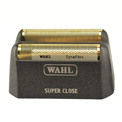 Wahl Professional 5-Star Series Finale Shave Replacement Foil #7043-100 – Hypo-Allergenic For Super Close Bump Free Shaving – Black