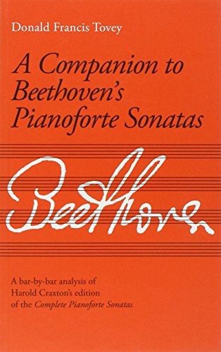 A Companion to Beethoven's Piano Sonatas (Analysis) (Signature)