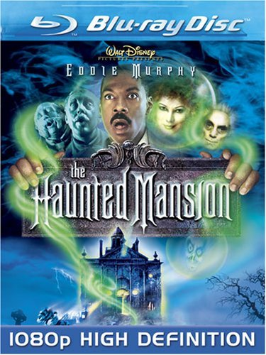 The Haunted Mansion [Blu-ray] by Walt Disney Home Entertainment