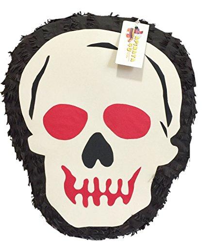 APINATA4U Skull Pinata Dia de Muertos Party Favor Halloween Pinata
