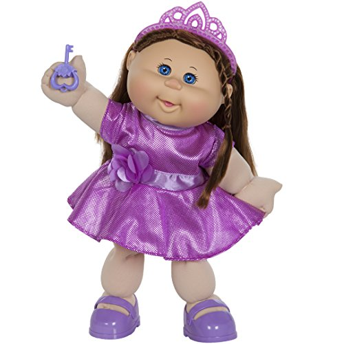 Cabbage Patch Kids 14' Kids - Brunette Hair/Blue Eye Girl Doll in Glitz Fashion, Model Number: 99403