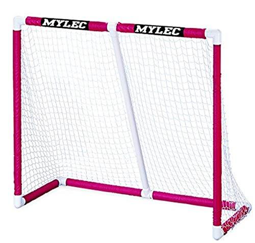 Mylec 48 Inch Junior Folding Multi-Sport Goal with Sleeve Netting
