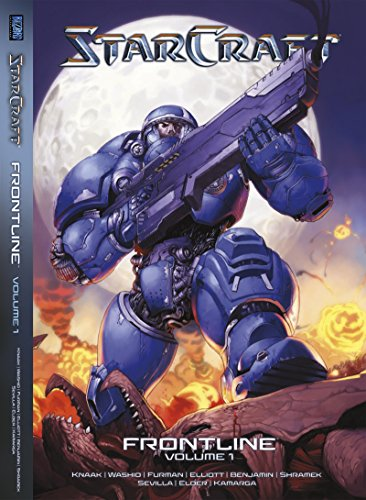 StarCraft: Frontline Vol. 1: Blizzard Legends (Blizzard Manga (1))