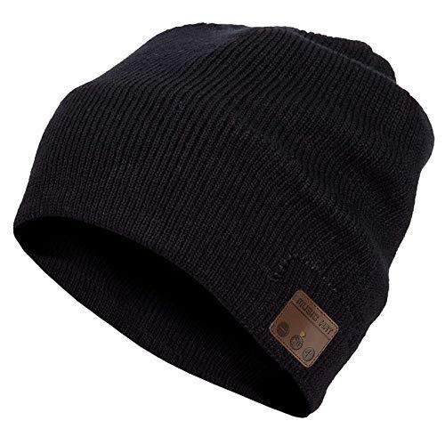 Wireless Music Beanie Hat Headset Musical Knit Stereo Headphone Speaker Microphone Hat Skull Cap Outdoor Sports Unisex Women Men Beanie Boys Girls Hat