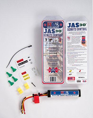 RV Intelligence RVI013002 JAS30 Smart RV Wireless 12V Accessory Control