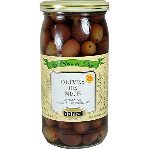 Barral French Olives de Nice - Olives Nicoises 7 oz.