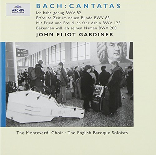 Bach: Cantatas, BWV 82, 83, 125, 200 for The Feast of the Purification of Mary (2000-07-10)