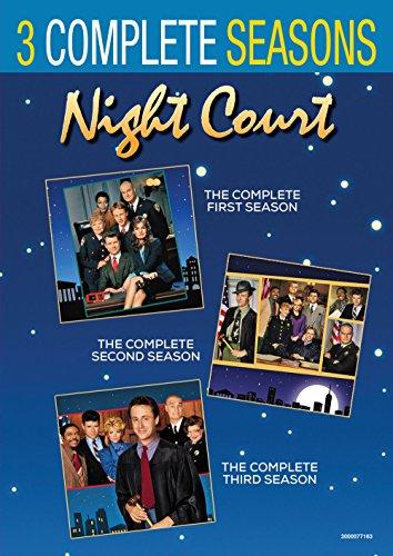 Night Court:S1-3 (3pk/GFST)