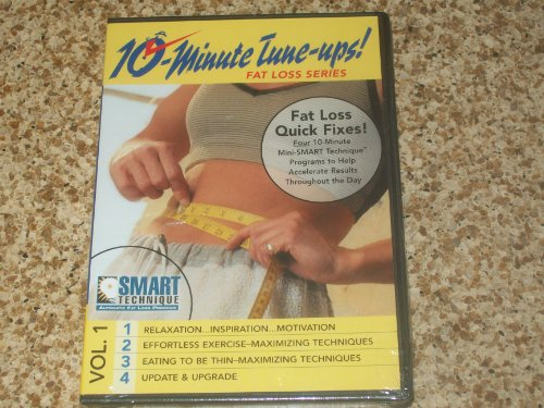 PROVIDA DVD 10 MINUTE TUNE-UPS VOLUME 1