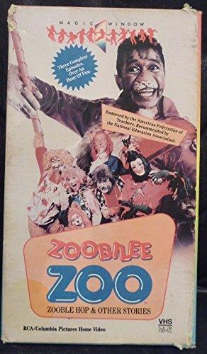 Zoobilee Zoo:Zooble Hop & Other Stori [VHS]