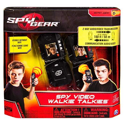 Spy Gear Video Walkie Talkies' not WalkieTalkies